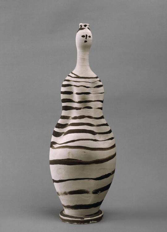 Vase : femme